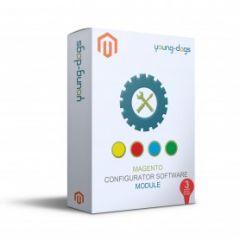Configurator software para Magento®
